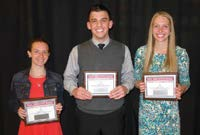 Lansing Christian School Greater Lansing Activities Conference Scholar Athletes