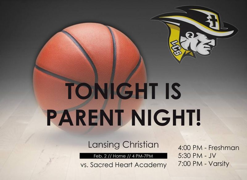 Parents, don't miss your moment between the JV and Varsity game! #LcsPartners #LCSgram