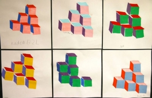 Think 2nd grade is too early to teach geometry? Think again. #LcsCreates #LcsSTEM #LCSgram