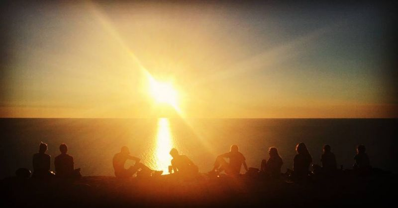 Hey #LcsSeniors, the sun hasn't set quite yet. Let's make this year one to remember! (photo by @abbs_krueg) #LCSgram