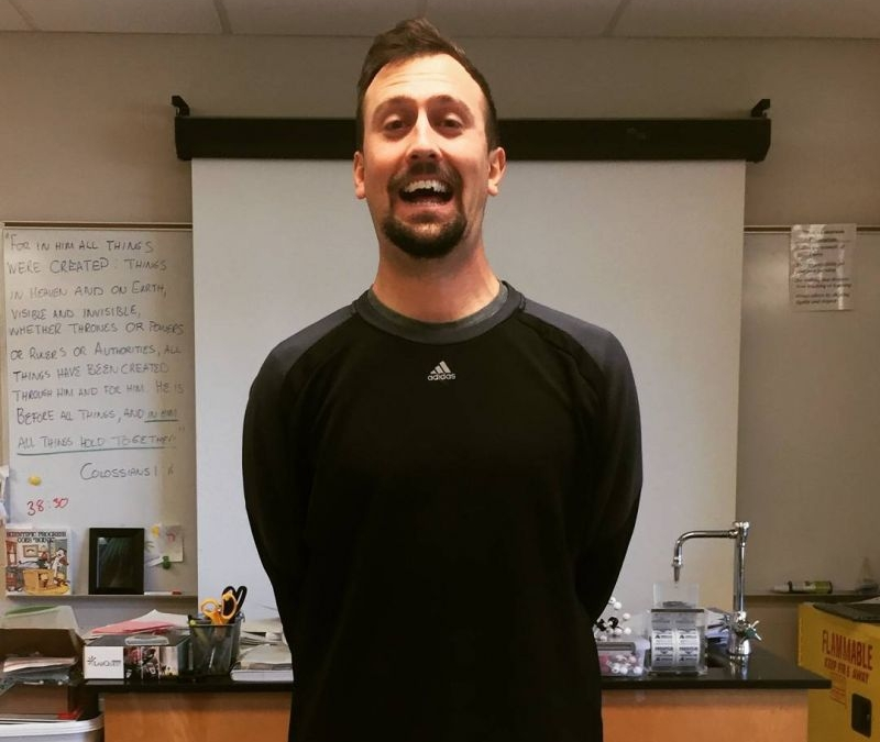 #LcsFunFactFriday Mr. Anderson has never gone snowboarding or skiing but loves Colorado and wearing smart-wool socks. #LCSgram