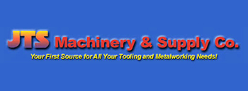 JTS Machiner & Supply Co. logo