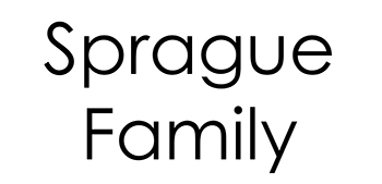 Sprague Family, sponsors of the Lansing Christian School Golf Outing