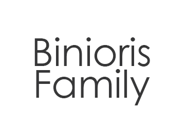 The Binioris Family, Event Sponsors of the Lansing Christian School Golf Outing