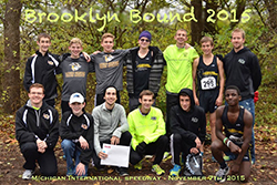 Lansing Christian School Boys Cross Country Team Bound For State Finals 2015