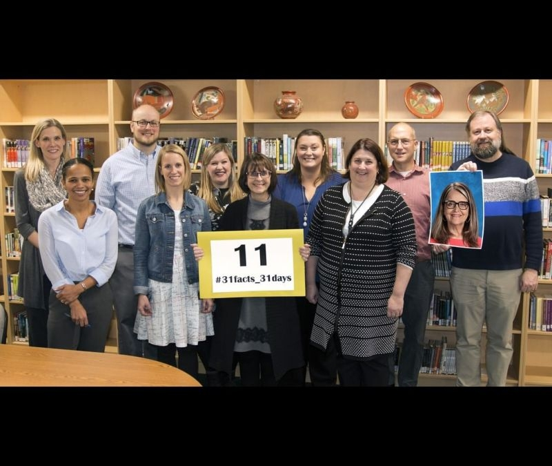 11 of our high school faculty hold master's degrees or higher. #LCS_highschool #31facts_31days #LCS_faculty www.lansingchristianschool.org/admissions/campus-visits