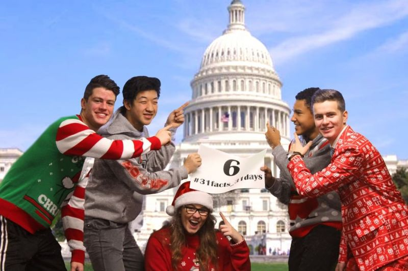 6-days in DC: The senior trip to Washington, DC is a great way to end our students' senior year. #LCS_highschool #31facts_31days #LCS_fieldtrips  https://www.lansingchristianschool.org