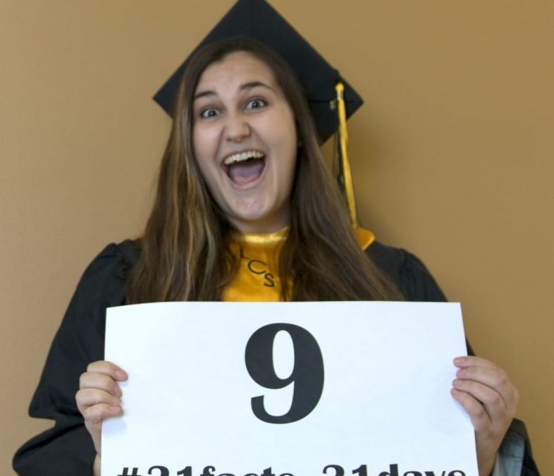 9 out of 10 LCS graduates (92%) pursued higher education in 2018. #LCS_highschool #31facts_31days #LCSequips  https://www.lansingchristianschool.org/admissions/campus-visits