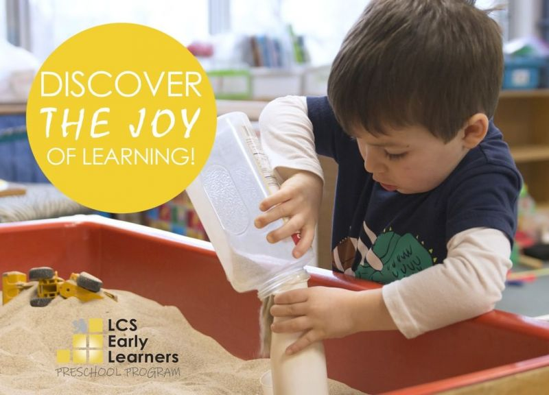 Attention LCS Families! Which of your friends needs to know about our newly expanded Early Learners Preschool program? Tag them in the comments. #IBelongAtLCS www.lansingchristianschool.org/academics/preschool