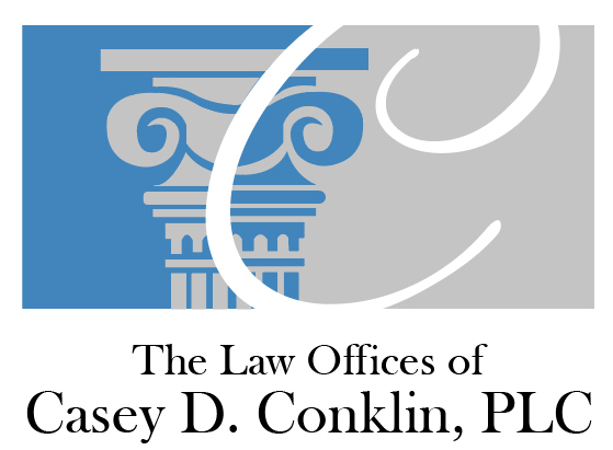 Lansing Christian School Golf Outing sponsor Law office of Casey Conklin