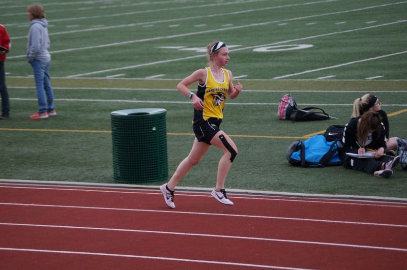 Heading into Regionals Week – Maddy Volz is ranked #1 in our Region in both the 800m and the 1600m! #GoPilgrims www.lansingchristianschool.org