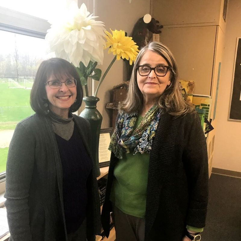 Join us tonight for a special reception in honor of Ms. Somerville and Mrs. Quinn in the Media Center from 6 – 8 PM. Come and go as you are able and give them your wishes. We look forward to celebrating their legacy at Lansing Christian School with you!