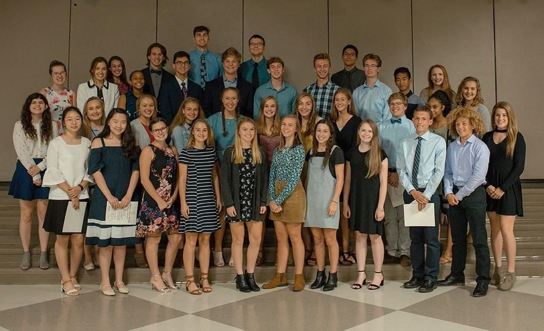 Congratulations National Honor Society Inductees! The Lansing Christian School National Honor Society induction ceremony was held last week and recognized several new members at the event. Membership is based on scholarship, leadership, service and character. Congratulations to our new members! www.lansingchristianschool.org