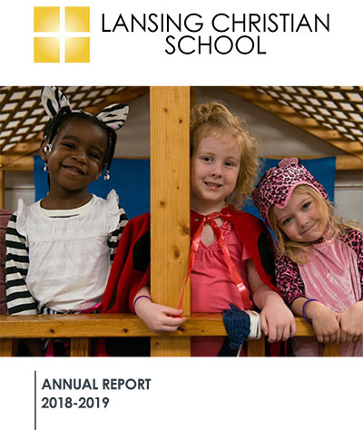 Lansing Christian School Annual Report