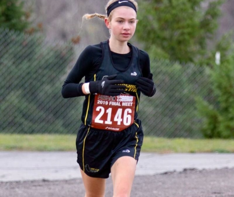 Congratulations to Madison Volz, who took 3rd place in the Division 4 state meet with a time of 19:30.2! Congratulations also to Ashlyn Kephart (20:25.5) and Natalie Tebben (20:53.5) who finished 20th and 35th respectively. Go Pilgrims! www.lansingchristianschool.org