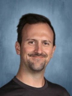 Lansing Christian School Elementary physical education, High School Health and Science teacher Mr. Anderson