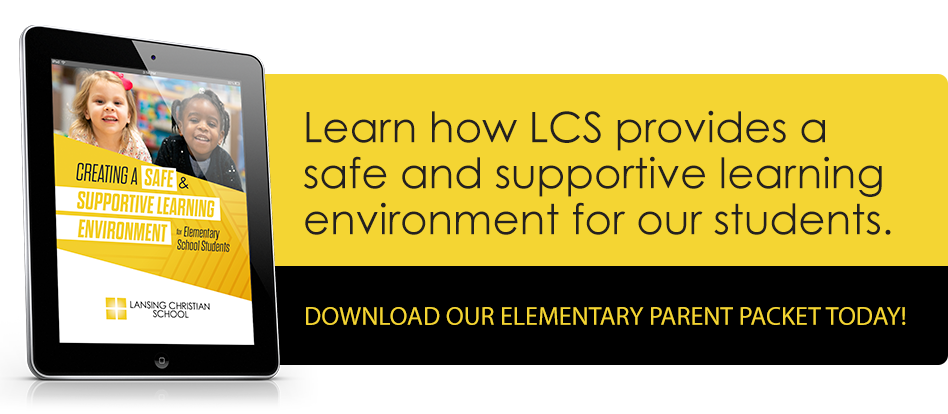 Download our Elementary Parent Packet