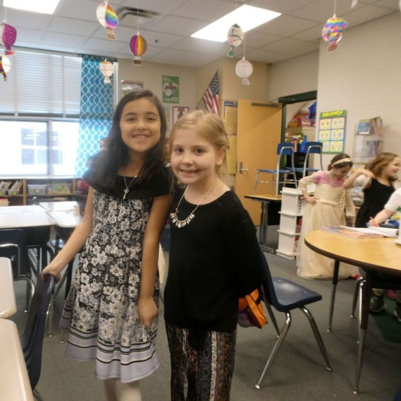 "Elementary students celebrated Spirit Week with ""Dress to Impress"" theme today! #LCS_SpiritWeek www.lansingchristianschool.org/academics/elementary"